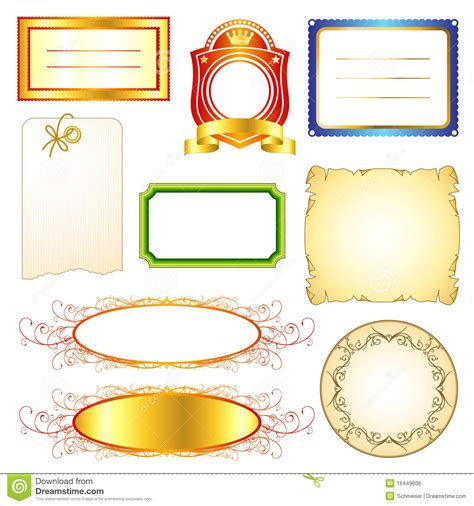 z label templates label templates set 2 royalty free stock photos image