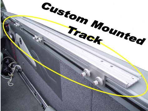 crestliner boats track system sport trac lund mount 42 176 cisco fishing systems