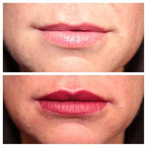 lip tattoo near me full permanent lip color immediately after procedure yelp