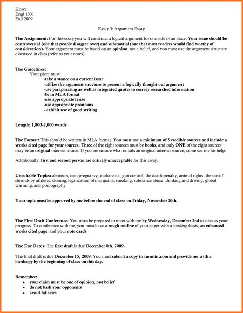 Mla Paper Format Outline Bamboodownunder Com Mla Summary Template