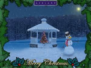 ashland university christmas ecard administration