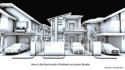 tutorial sketchup render sketchup texture tutorial ambient occlusion vray 2 0 for