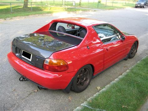 93 Sol Si by Nj For Sale 93 Sol Si Clean Many Mods Honda