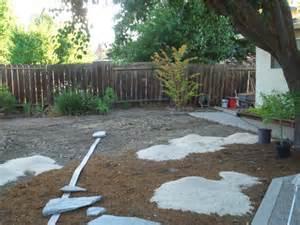 backyard ideas no grass triyae no grass backyard landscape ideas various