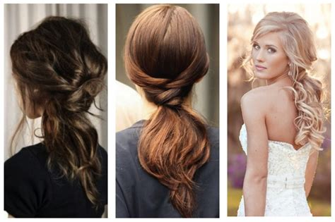 Style De Coiffure Cheveux Mi by Style Coiffure Cheveux Mi Semi Attache