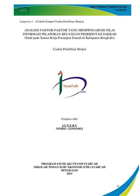 format skripsi amikom 2015 contoh judul skripsi tentang pajak contoh win