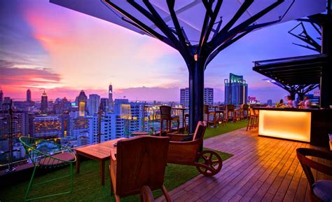 roof top bars bangkok quiet rooftop bars in bangkok bk magazine online