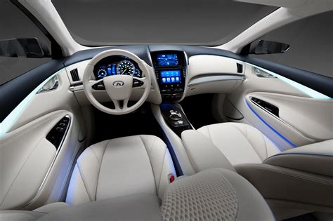 Infinity Auto Electric by Zero Emissions One Hundred Percent Luxury