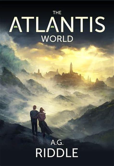 The Atlantis Revelation A Thriller a g riddle atlantis code the revelation saga 3