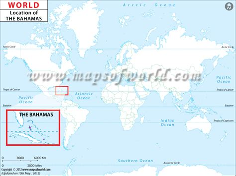 map of usa and bahamas where is bahamas location of bahamas