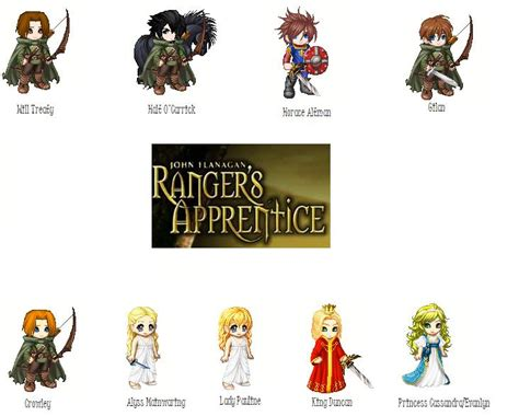 The Ranger S Apprentice Collection the gallery for gt rangers apprentice horace