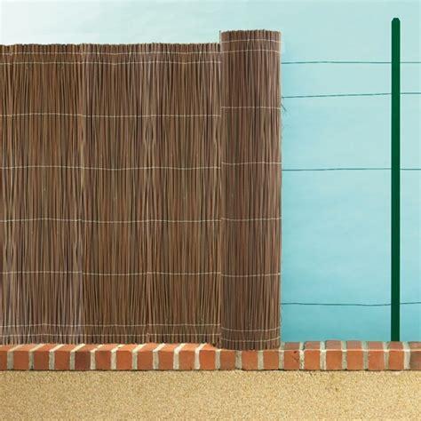 Brise Vue Bambou Gifi by Pin Acier Corten Design On