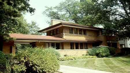 Frank Lloyd Wright Prairie Style House Plans by The World S Catalog Of Ideas