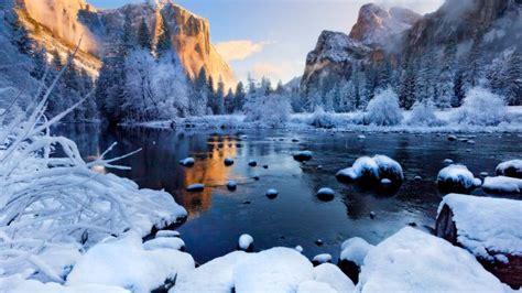 imagenes hd nieve yosemite national park nieve fondos de pantalla hd