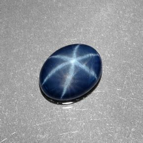 Blue Tanzanite Cabochon 8 40 Carat sapphire 1 4 carat oval from thailand gemstone