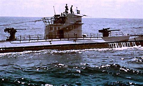 u boat us coast ww2 german u boat submarine u 550 located in deep water