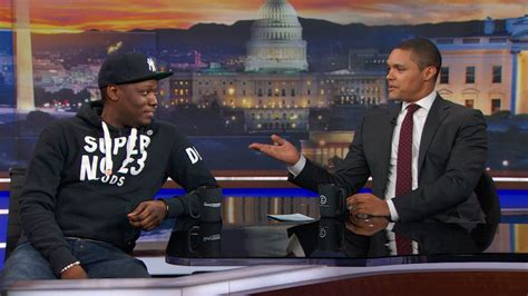 michael che interview exclusive michael che extended interview the daily