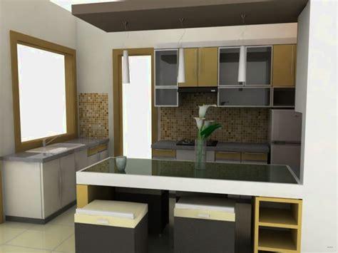 gambar desain yang baik membuat model interior dapur rumah minimalis yang baik