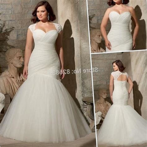 Wedding Dresses For by Wedding Dresses For Plus Size Bridal Pluslook Eu Collection