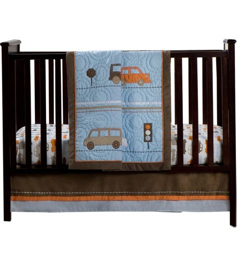 Carters Baby Crib S Bumper To Bumper 4 Crib Set