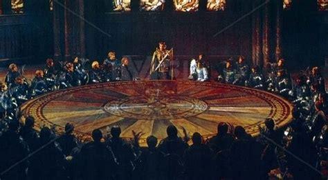 image de la table ronde chevaliers de la table ronde d 233 chevaliers de la