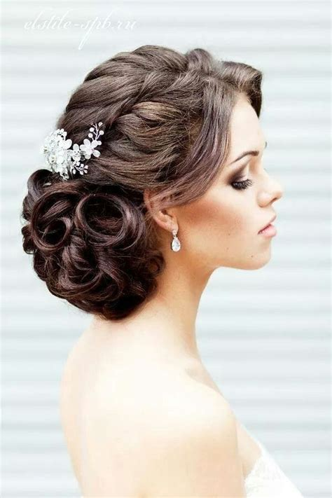 upsweep for medium length hair 40 gorgeous wedding updos for long and short hair