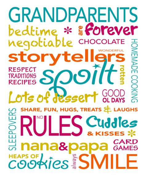 Birthday Quotes For Grandparents Grandparent Poems Grandma Grandad Nan And Pop Verses