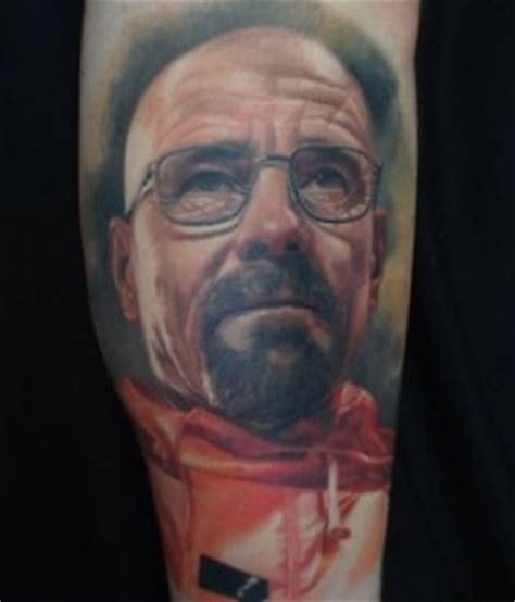 bryan cranston tattoo 25 fan breaking bad tattoos including bryan cranston