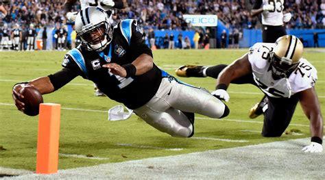 Carolina Panthers L by Panthers Rb Christian Mccaffrey On Si