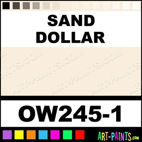 sand dollar interior enamel paints ow245 1 sand dollar paint sand dollar color