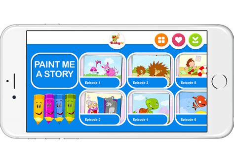 baby tv mobile fox takes applicaster to rev babytv app mobile news