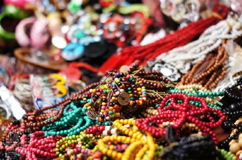colorful jewelry colorful jewelry picture of ubud traditional market