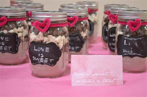Jar Bridal Shower Favors by Simple Diy Jar Bridal Shower Favors Jar Crafts