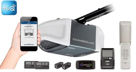 Chamberlain Whisper Drive Garage Door Opener Troubleshooting by The Best Garage Door Openers Selling Today Compared And