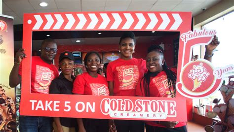 Ijeoma Mba Marketing Of Lagos by Cold Creamery Marks Five Years With Take5 Caign