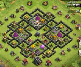 Details killalogeftw s th9 trophy base coc bases click for details th9