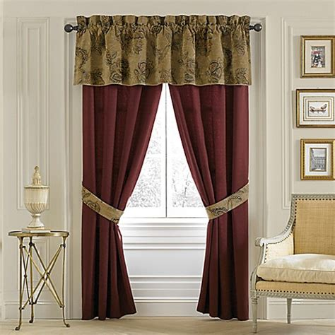 croscill curtains outlet croscill 174 milana window curtain panels and valance bed
