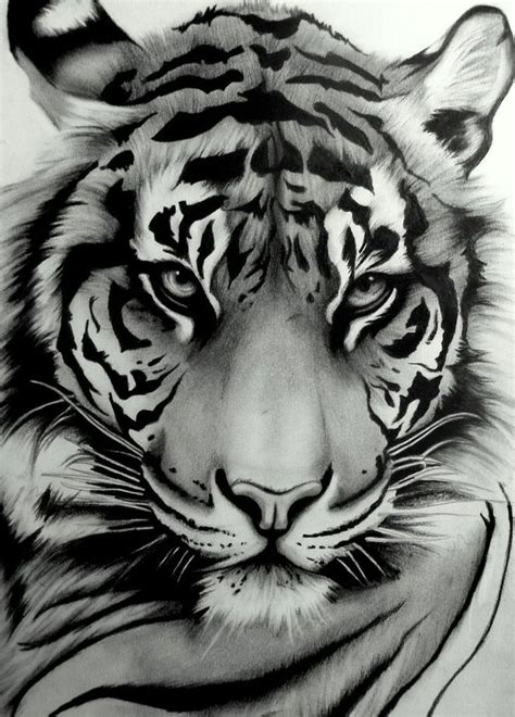 29 best 3d tiger tattoo with bamboo images on pinterest