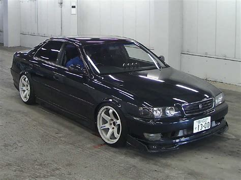 car of the day 14 04 2013 jzx100 toyota chaser