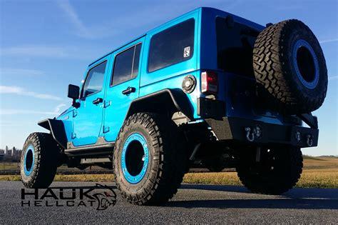 jeep hellcat offroad jeep wrangler hellcat con motor 6 2 v8 de 716 cv