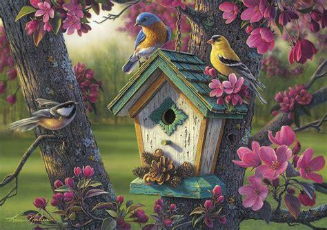 beautiful gifts of springtime springtime jigsaw puzzle puzzlewarehouse