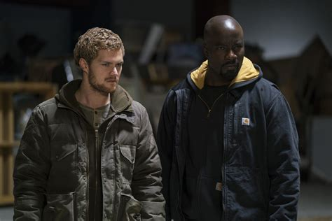 mike colter and finn jones finn jones and mike colter join asiapop comicon manila
