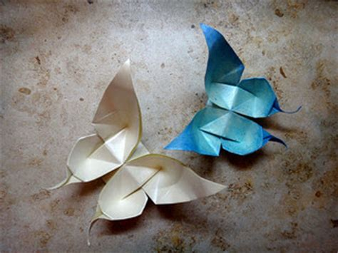Origami Swallowtail Butterfly - origami maniacs origami swallowtail butterfly by evi