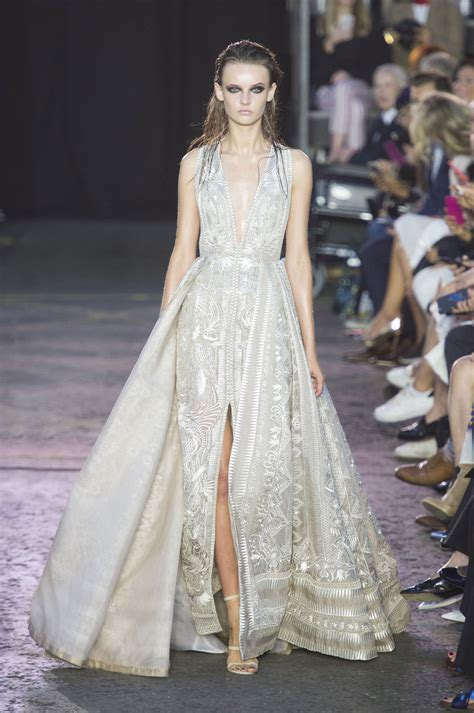 Project Catwalk 2 Wedding Dresses And The Three by Julien Macdonald The Must See Runway Looks From