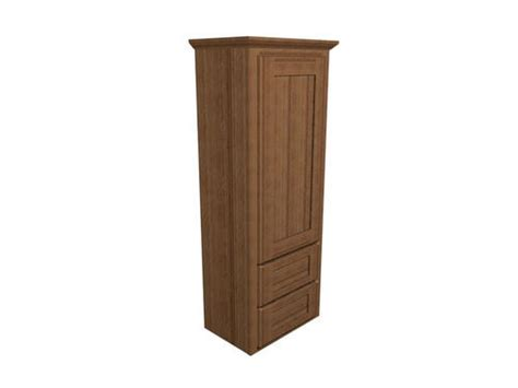 briarwood bathroom cabinets briarwood 18 quot w x 12 quot d x 48 quot h centerpoint wall cabinet