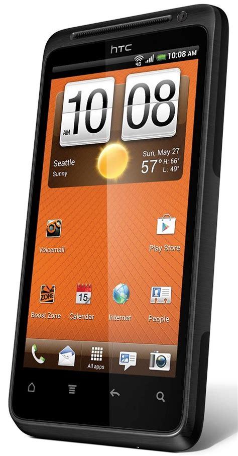 boost mobile prepaid htc evo design 4g prepaid android phone boost mobile