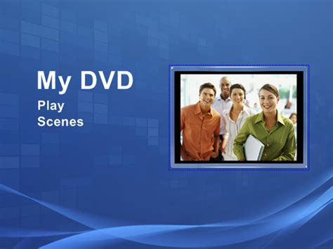 Dvd Menu Template wondershare dvd creator free dvd menu templates