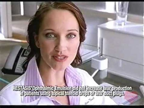 all comments on restasis ad 2009 youtube restasis television commercial 2009 youtube