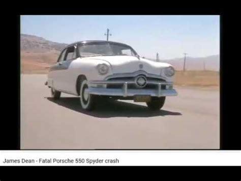 James Dean Porsche Crash by Actor James Dean S Fatal 1955 Porsche Crash 777 Codedout