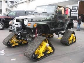 Tracks For Jeep Jeep Wrangler Tj On Mattracks Flickr Photo
